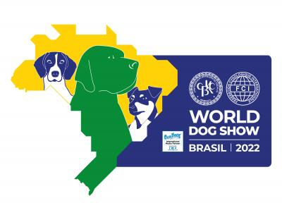 World Dog Show 2022 - Brazil
