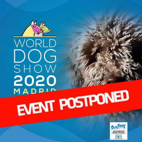 WDS 2020 - postponed official announcement