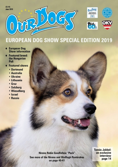 Euro Dog Show Digital Edition
