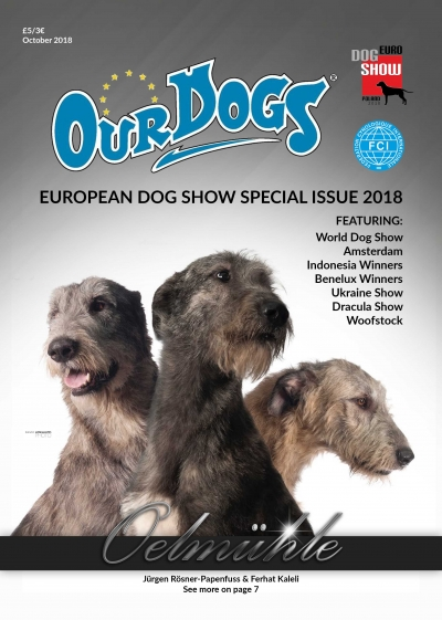 Don't miss our European Dog Show Special Issue!