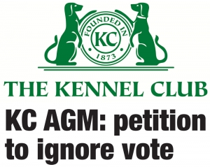 KC AGM: petition to ignore vote