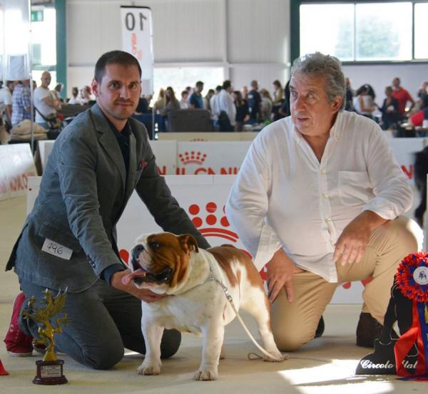 Moreno Maltagliati (pictured right) in Bulldogs dies