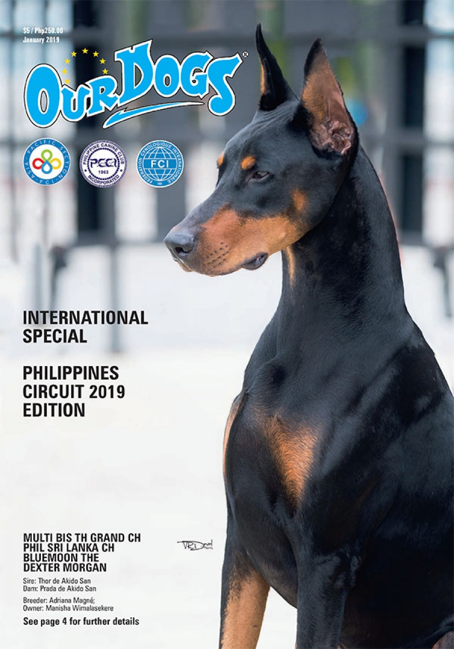 Don't miss our Philippine Circuit Show Special Issue!