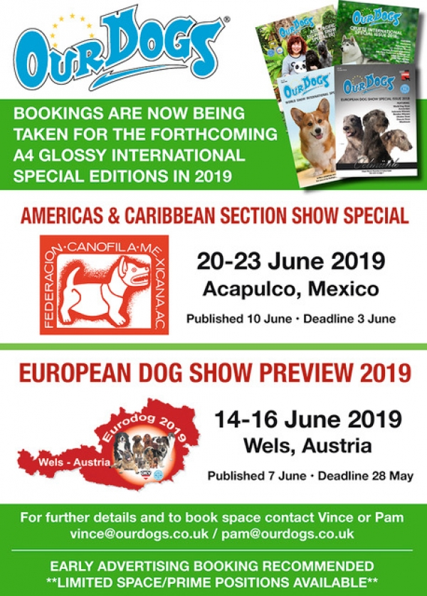 Asia Pacific Section Show 2018
