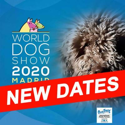 World Dog Show 2020 - Madrid
